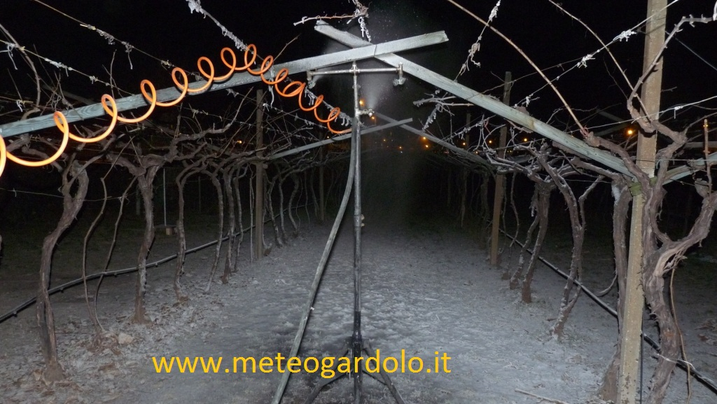 Cannone neve artificiale
